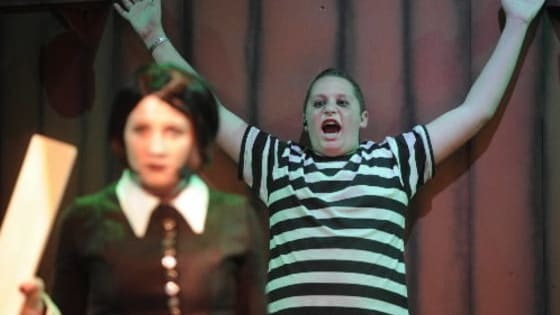 """""""The Addams Family"""" musical opens at York Little Theatre June 19. Here are six things you'll find in the elaborate set design.  Read more about the musical here: http://goo.gl/Mj3G49"""
