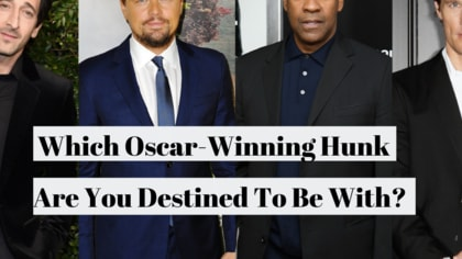 Ever wondered which oscar winner you'd end up with? Take this quiz to find out!