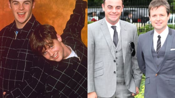 Here's some of your favourite TV presenters and how they look Then vs. Now. Have we missed out any important presenters? Let us know in the comments!