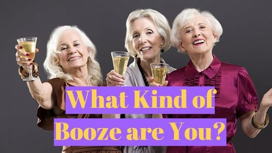 This test will tell you which alcoholic bevvies fits your personality!