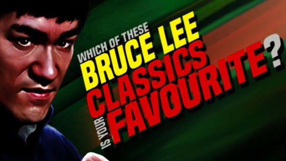 To celebrate the incredible new releases of 4 of Bruce Lee's very best films on Dual-Edition DVD/Blu-ray, loaded with exclusive extras, it's time to celebrate one of the greatest action heroes of all time.  Besides the classic, ENTER THE DRAGON, which of these martial-arts masterpieces do you adore the most? Vote below!  For more info on the stunning new releases of these films, simply head to;  THE BIG BOSS - http://bit.ly/BL-Big-Boss FIST OF FURY - http://bit.ly/BL-Fist-Of-Fury WAY OF THE DRAGON - http://