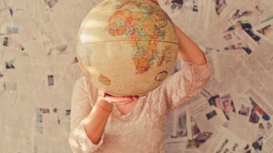 Pass this quiz to find out how good you're at geography and traveling ;)