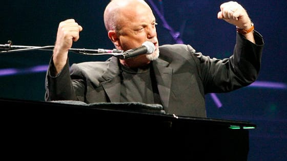 Think you know the Piano Man? Test your knowledge of all there is to know about Billy Joel and see how well you do!