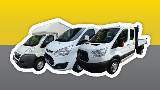 Businesses come in all shapes and sizes - as do commercial vehicles. So which one is right for your company's needs?