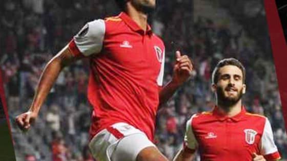 Braga vs Shakhtar Donetsk