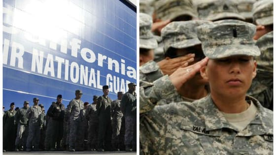 Over 9700 soldiers in the California National Guard are now being forced to pay thousands of dollars received as a bonus back to the government. Do you think this is fair?