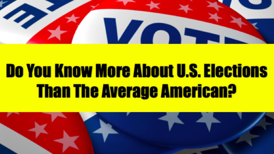 With election season hitting its peak, prove your voting knowledge with this ultra-tough quiz!