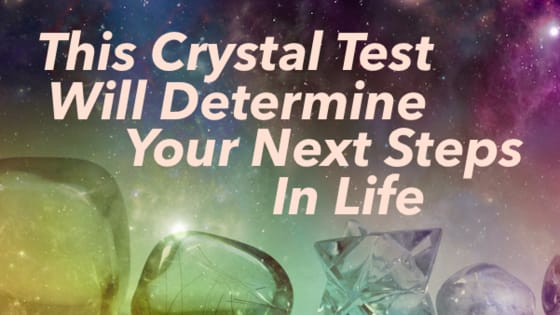 Did you know crystals hold the power to transform your life in many magical ways? If you're feeling stuck, take this quiz and see how crystals can help you move forward!