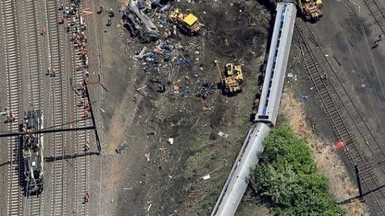 This is everything you need to know about the Amtrak Train #89 crash and derailment near Philadelphia.