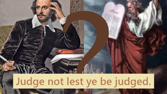 How well do you really know the Bard or the Bible?