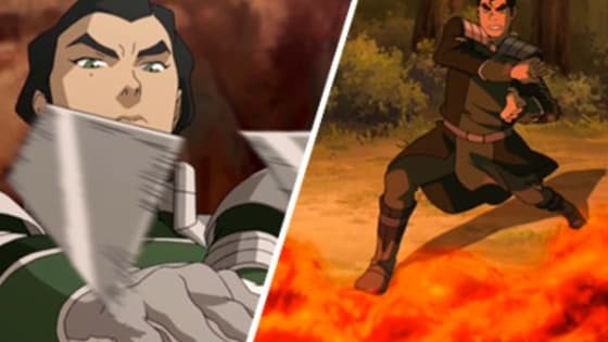 Are you meant to bend metal or lava? Take this quiz to find out your earthbending destiny!