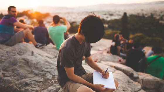 Where are you most productive and inspired? Do you work best in a secluded room or in a busy coffee shop? Do you need a plush chair or a wooden stool?  Find your ideal writing spot by taking this quiz!