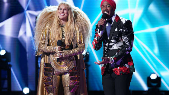Spoilers ahead! And the Lion and Rabbit on The Masked Singer are...