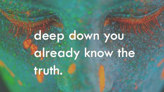 Can we reveal your inner truth?