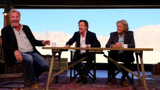 The motoring maestros return this month with The Grand Tour, a new post-BBC big budget car extravaganza on Amazon Prime. Read our exclusive interviews with the stars and producers at http://www.driving.co.uk/news/gt-special/. But how much do you know about Clarkson, Hammond and May? Answer these 10 questions.