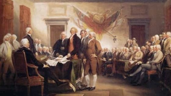 With the fourth of July rounding the corner, our founding fathers played a huge role in the way life is today. Using the images, do you know who's who?