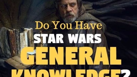No midichlorians required. Do you at least know the basics of pop culture's biggest phenomenon?