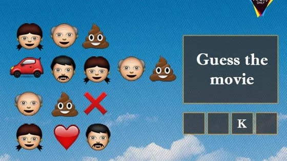 Using just Whatsapp emojis will have shown the entire story of your favorite movie. Can you identify these movies?