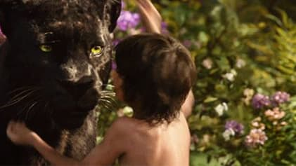 Disney's new, live-action version of The Jungle Book won an Academy Award for visual effects! Do you think it deserved it?