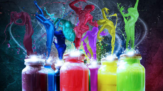 Creativity dwells in each and every one of us. What kind of artistry lies deep within you?