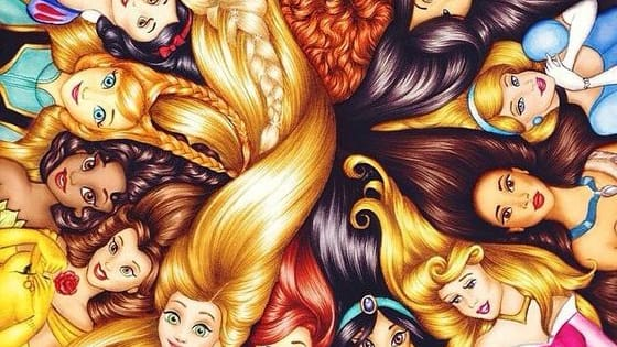 Can you guess which time period these princesses are based in? (don't mind the bad puns)