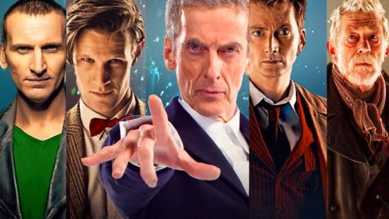 Which new series Doctor from Doctor Who are you most like?