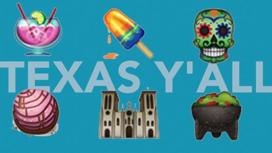 The City of San Antonio made Alamojis available through a free app.