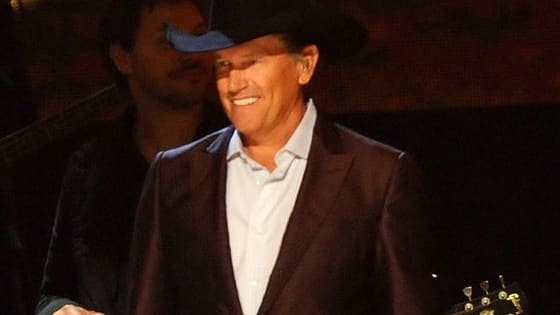 Where do you fit into the King of Country's song catalog?