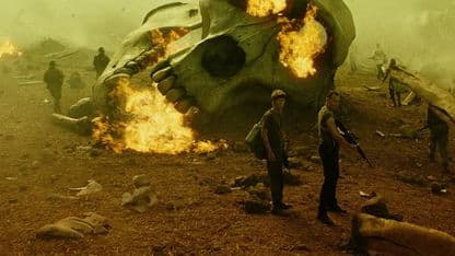 If a large-scale monster movie is what you want, then that is definitely what you're going to get.