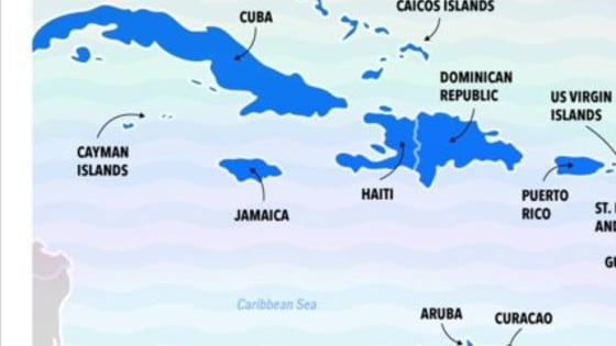 How much do you know about Caribbean Islands and their capitals.