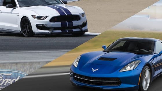 Which of these American performance legends would YOU rather own? Vote NOW!