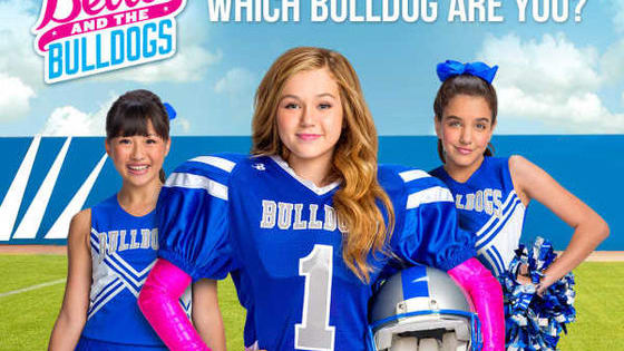 Which Bella and the Bulldogs character are you? Are you Bella, the star QB, or were you made for the cheer squad? Find out in this quiz!
