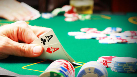 Let's test your #POKER knowledge