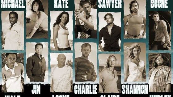Ok, personalities aside, who do you look most like from 'Lost'?
