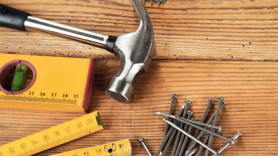 Every job needs a tool to complete it. What tool most defines your own work?