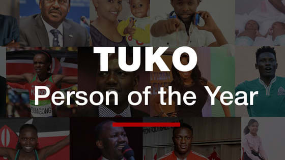 TUKO.co.ke is launching poll for the most influential Kenyan person of the year.