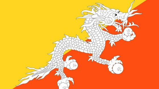 A informative look at the most obscure flags of the world