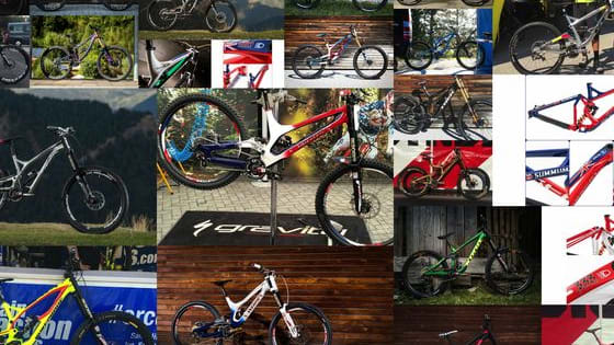 Which of these 22 custom paintjob bikes is the best looking?