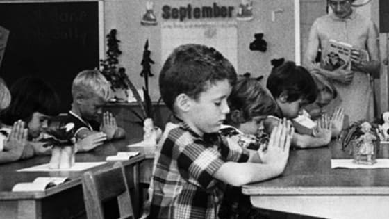 POLL: Should Prayer Be Allowed In School?