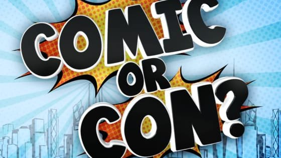 In New York Comic Con style, Lance puts Meredith, Lilliana, Megan, and Yamaneika's comic book character knowledge to the test!