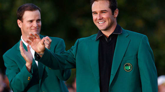 12 former Masters winners... but how many can you identify?