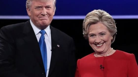 Did Hillary or Trump come out on top in the first official debate?