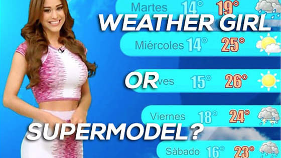 With weather girls getting hotter by the day, it's getting harder and harder to tell them apart from fashion models. Take this quick quiz and see if you know your meteorologist from your Instagram models.