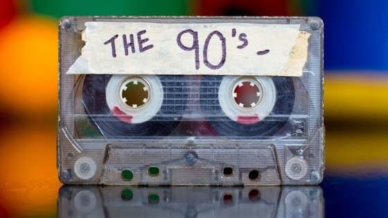 Test your 90s knowledge and take a trip down memory lane!
