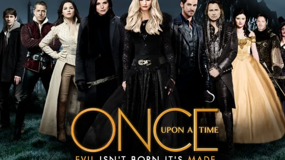 This is the top ten list of most favorite characters from Once Upon A Time💁🏼