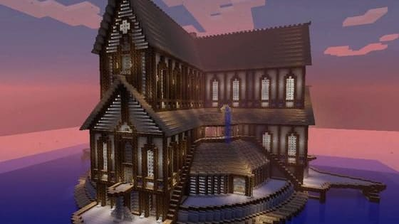 This is my first quiz! This will involve Minecraft creations that others have done. Yea or Nay? Its up to you! Prepare to be amazed!