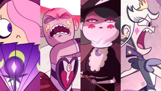 Which queen of Mewni are you?