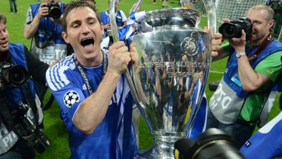 Frank Lampard has retired from professional football. How much can you remember about the great man's career?
