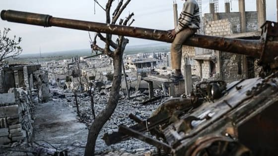 After 5 years of apocalyptic destruction, a ceasefire finally has a chance of sticking.