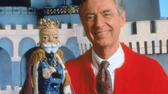 Mr. Rogers is my hero.